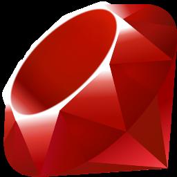 256px-Ruby_logo.svg